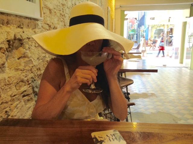 Fabulous Hat - Henrys Gin Bar